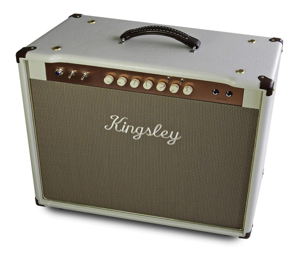 Kingsley Amplifiers 70 Watt Guitar Amplifier Circuit Preamplifier Tone Control For Deluxe 30