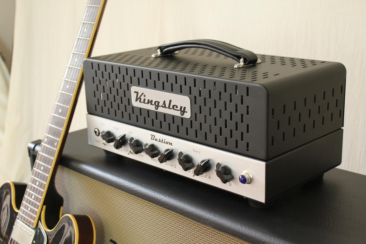 Kingsley Amplifiers - Home