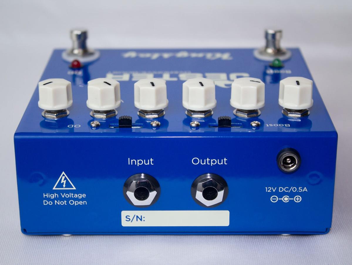 Kingsley Amplifiers Boost Pedal Wiring Diagram Jester